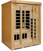 Crystal Sauna BH300 3-Person Review