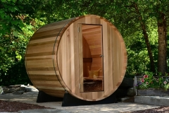 Almost Heaven Saunas Seneca 4-person Outdoor Steam Review
