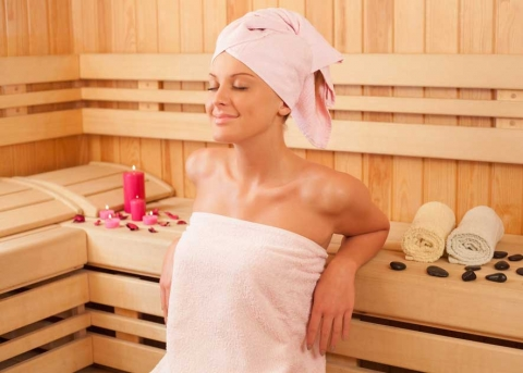 Benefits of Dry Sauna Picture