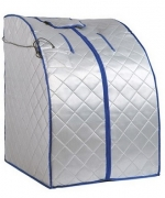 Far Infrared Portable Sauna + Negative Ion Detox Image