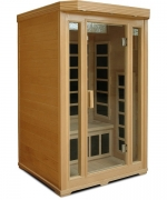 Crystal Sauna BH200 2-Person Infrared Sauna Review