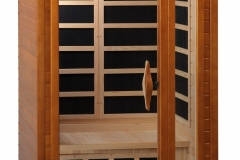 DYNAMIC SAUNAS AMZ-DYN-6106-01 Barcelona 1 to 2-Person Far Infrared Review