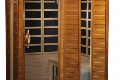 Dynamic Saunas AMZ-DYN-6225-02 Bilbao 2-Person Corner Infrared Review