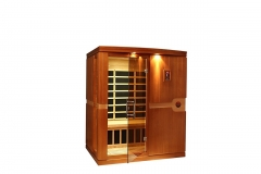 Dynamic Saunas AMZ-DYN-6310-01 Madrid 3-Person Review