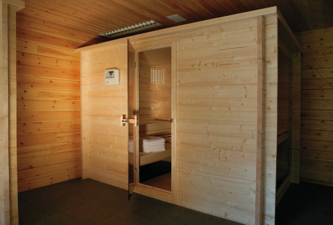 How to Build a Sauna Picture