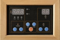 2-Person Hemlock Deluxe Infrared Sauna w/ 5 Ceramic Heaters Radiant Saunas BSA2406 Review