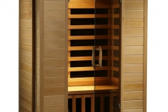 2-Person Hemlock Infrared Radiant Saunas BSA2409 Review