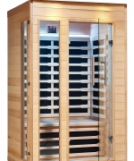 Royal Saunas 2 Persons Far Infrared Hemlock Saunas Review