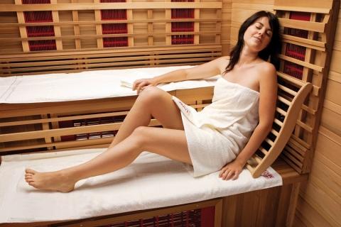 Sauna vs Steam Room Picture