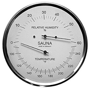 Best 5 Sauna Thermometers Picture