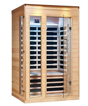 Royal Saunas 2 Persons Far Infrared Sauna